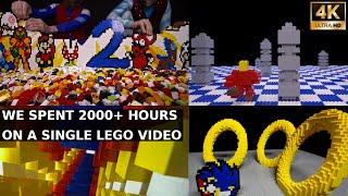 LEGO - 8 bit trip 2 (9 yrs work) - 4K