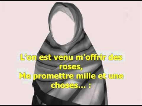 Nasheed d dicac nos soeurs qui portent le hijab ou le for Portent translation