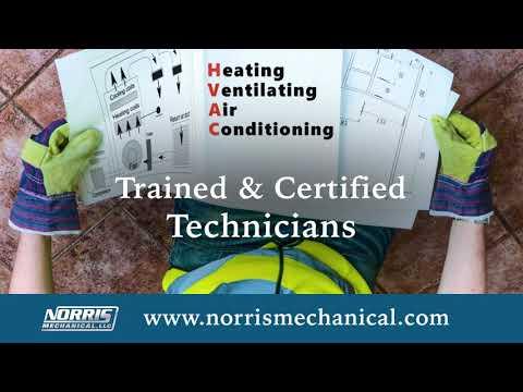 Norris Mechanical - HVAC and Plumbing