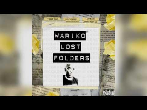 Wariko - Lost Folders (Mixtape)