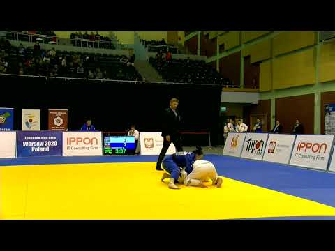 Warsaw European Open 2020 / Semi-Final -57 kg