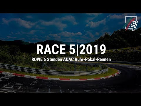 RE-LIVE: Livestream 5th round VLN at the Nürburgring