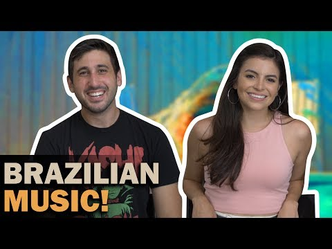 MUST HEAR Brazilian Music on Vinyl ft. Sandy