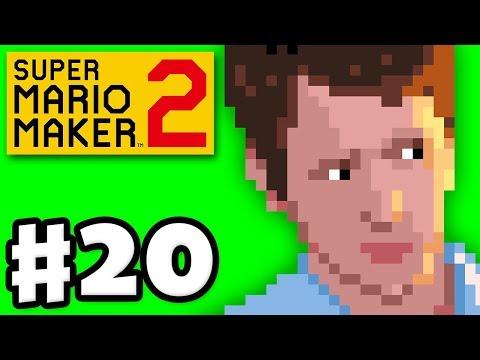 ZackScottGames Themed Levels - Super Mario Maker 2 - Gameplay Walkthrough Part 20 Nintendo Switch