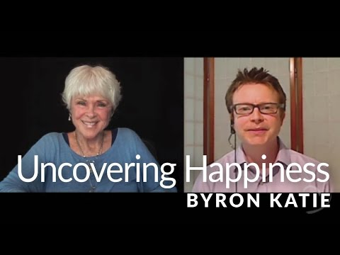 Interview: Uncovering Happiness Symposium—The Work of Byron Katie