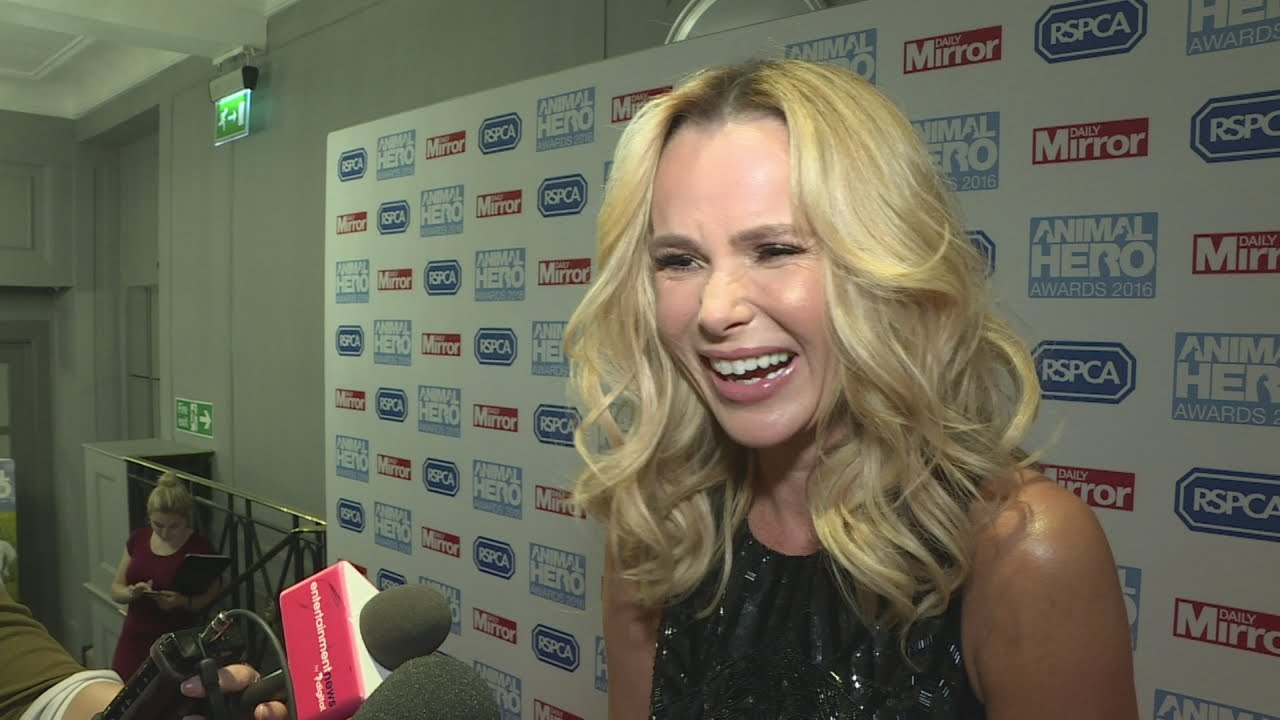 Young Amanda Holden naked (28 pics), Twitter