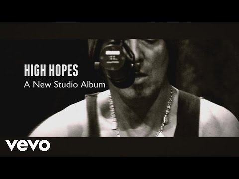 Bruce Springsteen - High Hopes: A New Studio Album