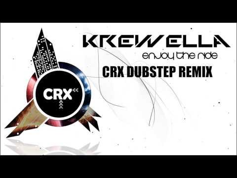 Krewella - Enjoy The Ride (CrX Dubstep Remix)