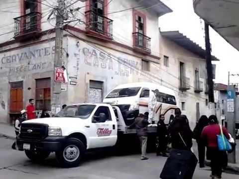 En Teziutlan,Puebla 'justiciero'  mata a  balazos a un presunto ladrón