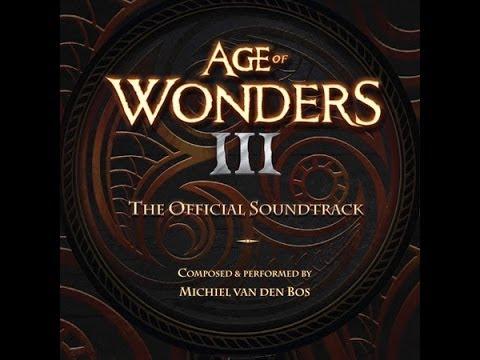 Michiel van den Bos  Trials of Fortitude Age of Wonders III Soundtrack