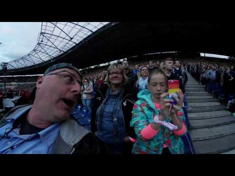 Samsung Gear 360 2017 with Coldplay in Hannover