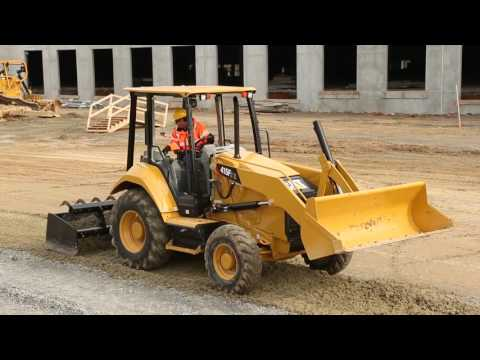 Cat® 415F2 IL Industrial Loader Overview