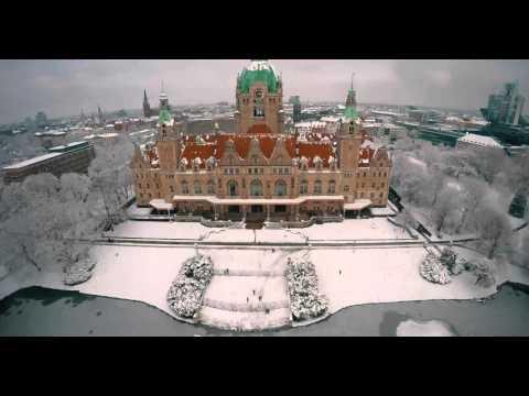 Winter Wonderland Hannover 4K