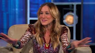 How is Sarah Jessica Parker like Carrie Bradshaw?