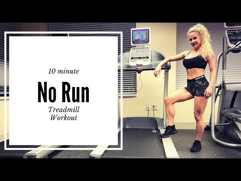 Full Body Treadmill Workout (No Running!)   Fit Vacation Series Ep. 2