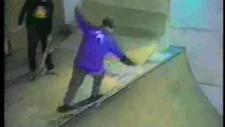 Natas Kaupas-A Reason for Living Santa Cruz Skate/SMA (1990)