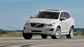 2012 Volvo XC60 R-Design Drive and Review