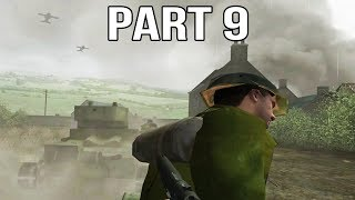 Call of Duty 2 Spanish Civil War Gameplay Part 9 - Tank Mission