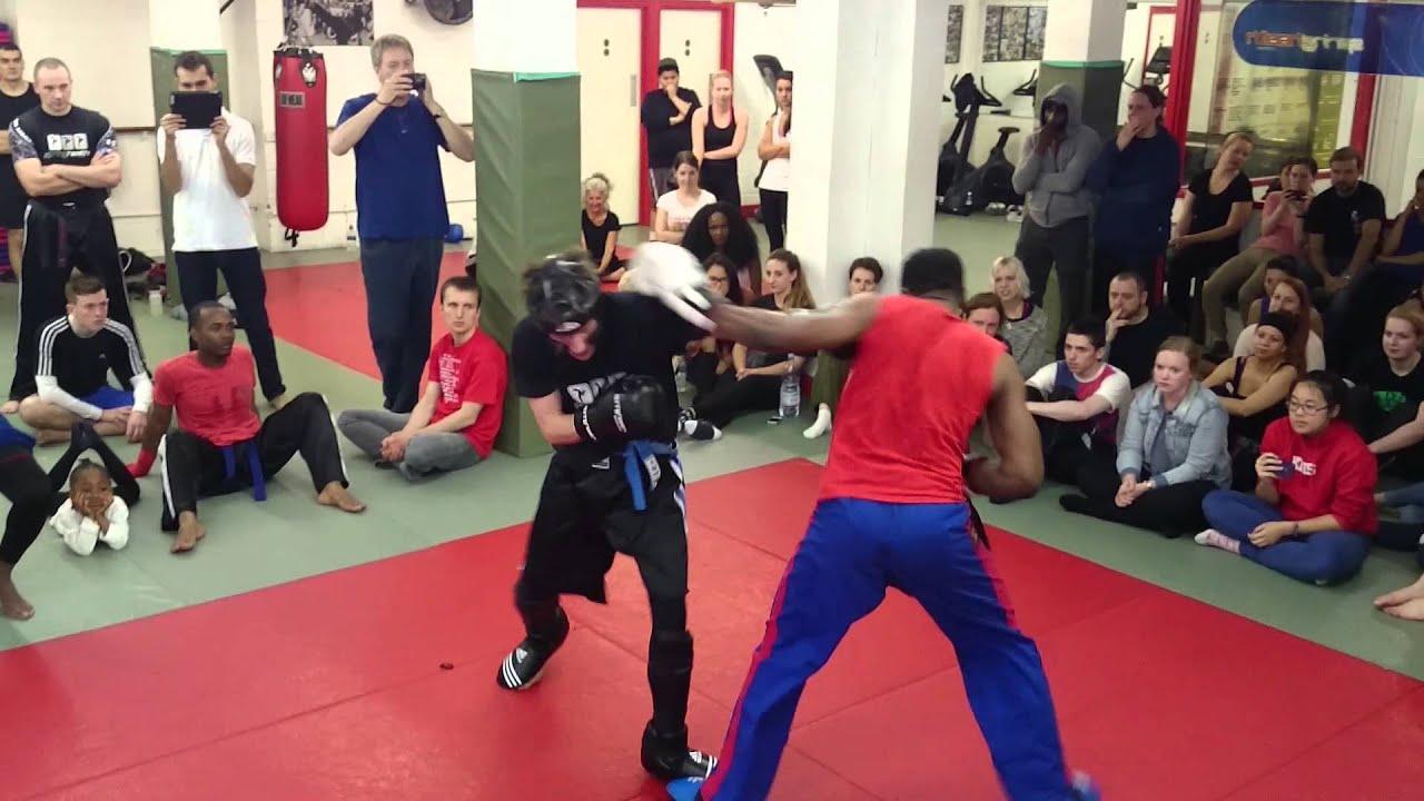 theo brown belt rd6 audi springhealth kickboxing