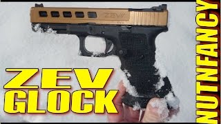 Is This $1600 Glock 17 Worth It? The Zev Glock