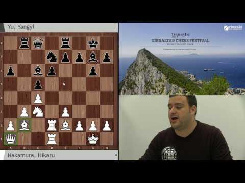 Desempates Gibraltar Masters