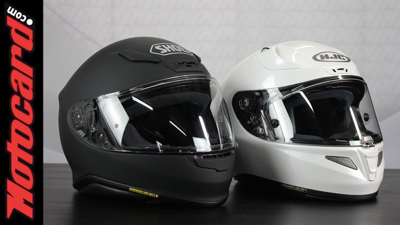 0bd08f2e Review: HJC RPHA 11 vs Shoei NXR · Motocard