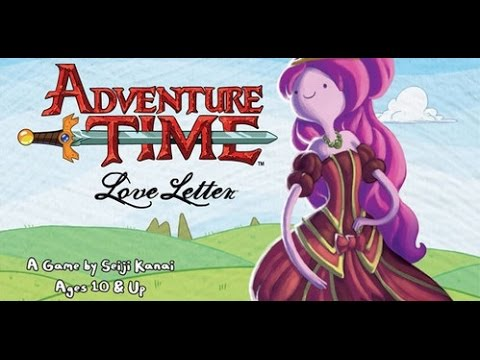 love letter card game adventure time letter review board brawl 13956 | hqdefault