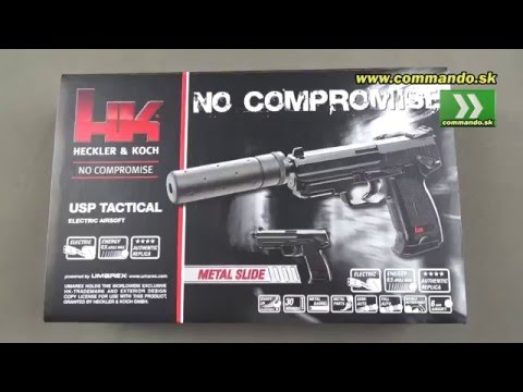 Umarex HK USP Tactical AEP 6mm