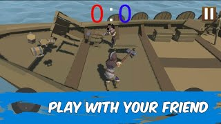 Puppet Fighter : 2 Android gameplay