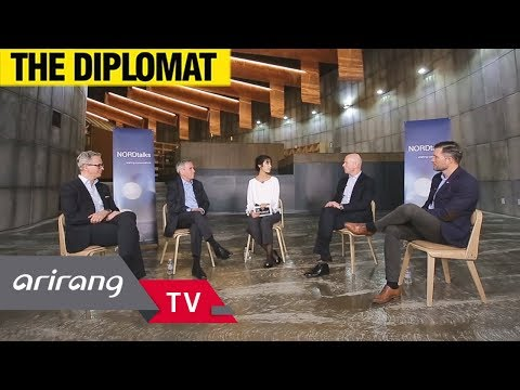 [The Diplomat] Ep.37 - NORDtalks: Education & Employment in the 4th Industrial Revolution