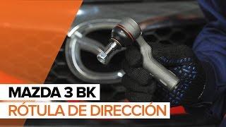 Cambiar Pastilla de freno delanteras y traseras MAZDA 3 (BK) - instrucciones en video