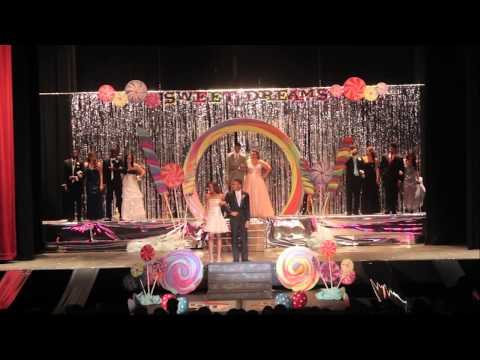 San Bernardino High School Prom Fashion Show