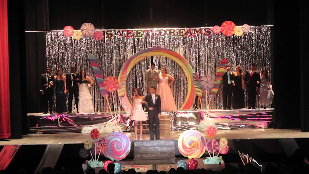 san bernardino high school prom fashion show