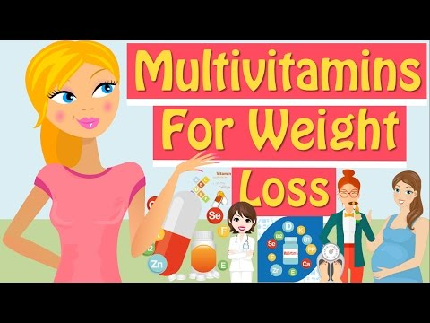 Multivitamin For Women? Learn How Weight Loss Supplements Work