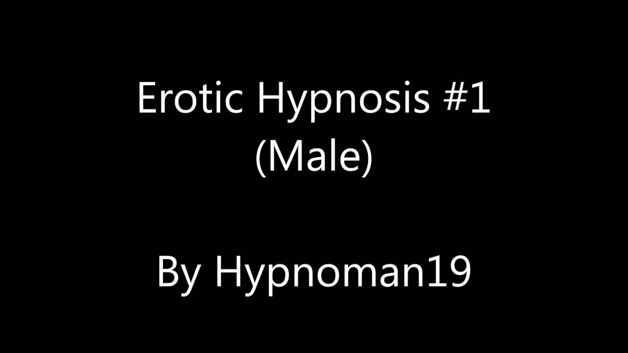 Erotic Hypnosis For Guys