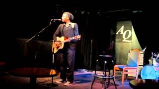 "Tim is a Rocker playing ""Anyway"" at AQ, Dec 10 2012"