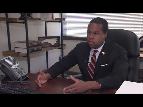 Rep. Chaz Beasley. Seeking Conviction: Justice elusive for NC sexual assault survivors