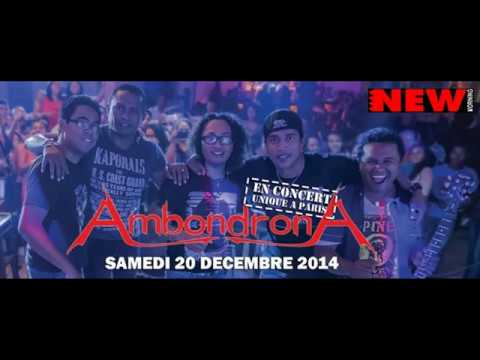 AMBONDRONA Concert au New Morning 20/12/2014
