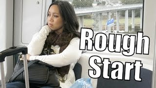 rough start of our trip january 06 2016 itsjudyslife vlogs