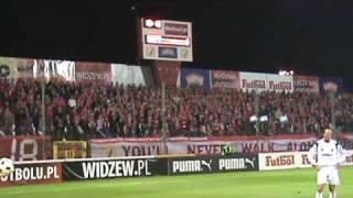 Widzew Łódź - Stal Stalowa Wola (14.11.2009r.) [2]