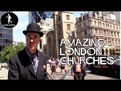 London's Most Splendid Churches