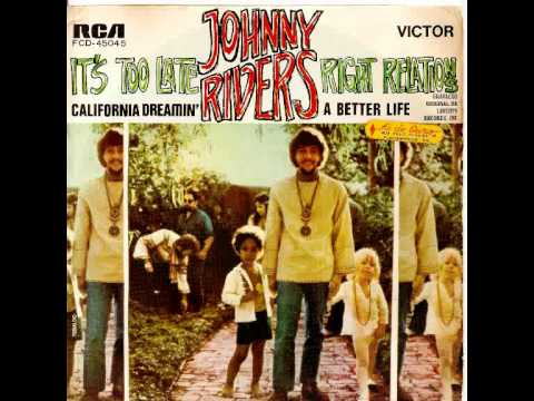 JOHNNY RIVERS - A better Life