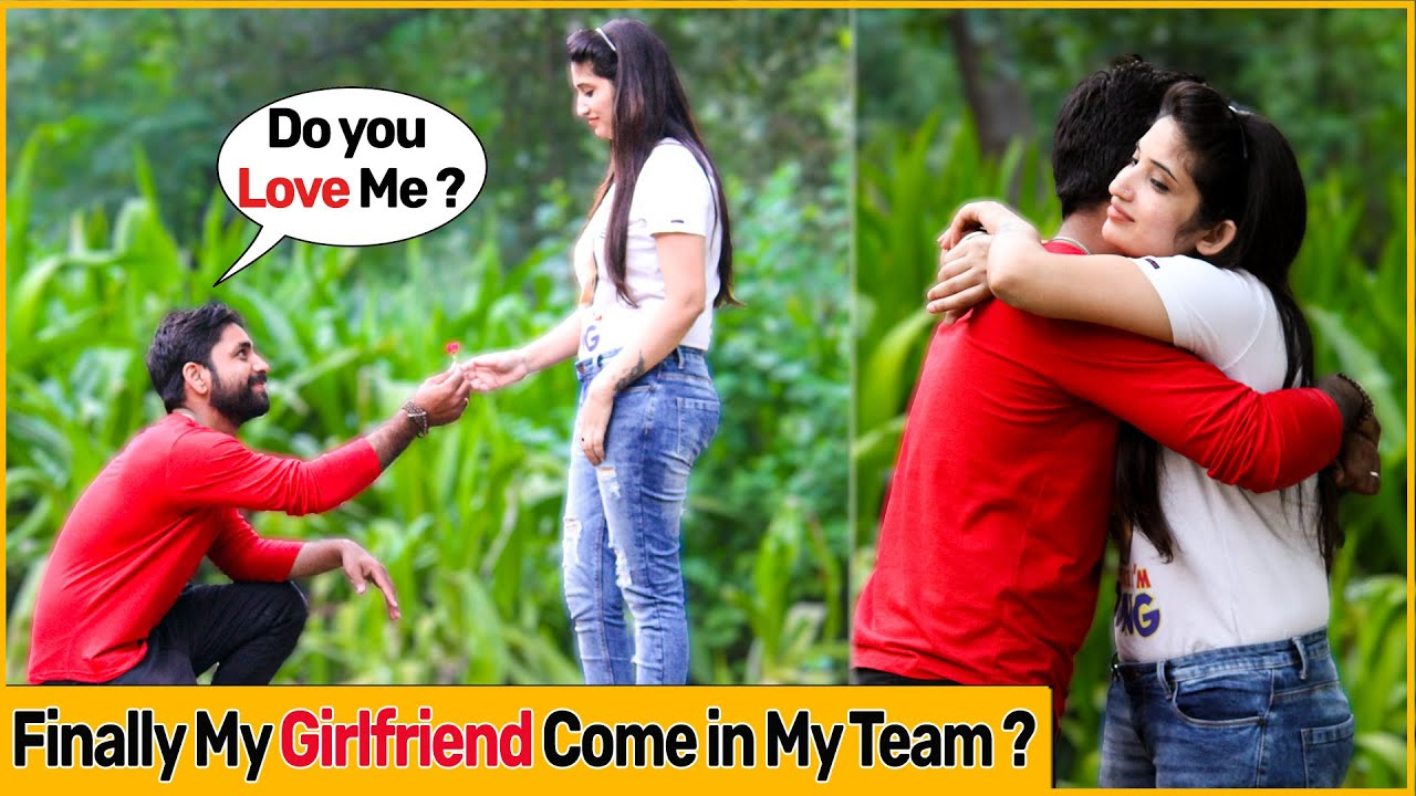 Proposing Prank On my Team Member Neha |ft. Kaya Sharma | RDS Entertainment |