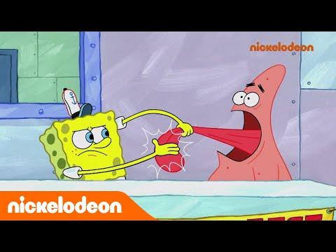 Bob l'éponge | Patrick, le champion des pâtés | Nickelodeon France