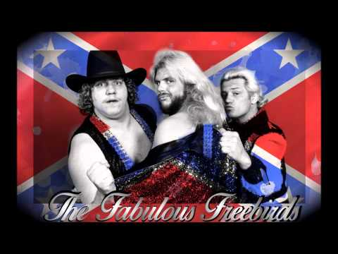 The Fabulous Freebirds 1st Theme Song
