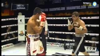 Daud YORDAN vs Daniel BRIZUELA - IBO - Full Fight - Pelea Completa