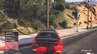 Grand Theft Auto 5 Online - Officer Speirs - Make It Rain Part #1