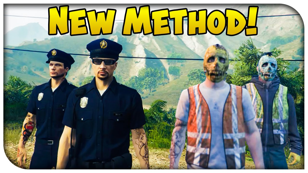how to get players to join heist gta5