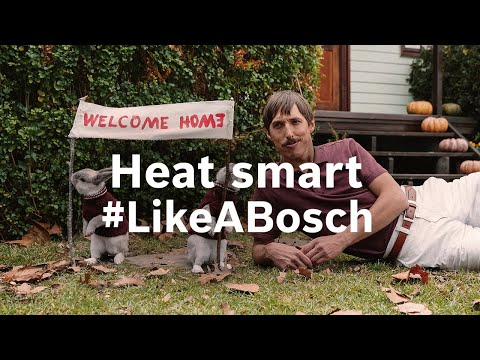 The Internet Of Things Presents – Heat Smart #LikeABosch