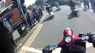 SKEGNESS SCOOTER RALLY 2014